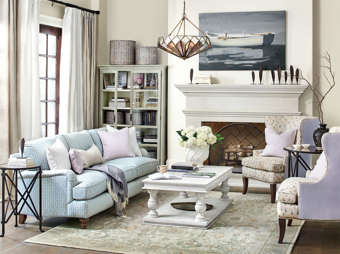 Want Solid And Patterned Fabrics Choose Both With Ballard Designs Customizable Upholstery Items
