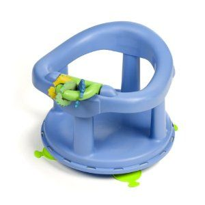 Safety 1st Swivel Bath Seat Baby Sit in Bath Supported Backrest