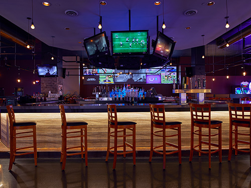 Sports Bars In Bloomington Mn And Mall Of America Near
