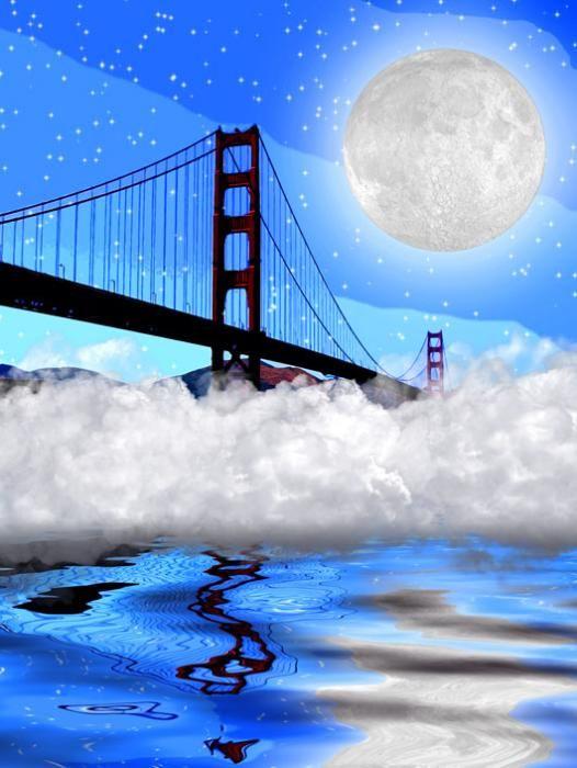 """SF369a """"Golden Gate Fog"""""""