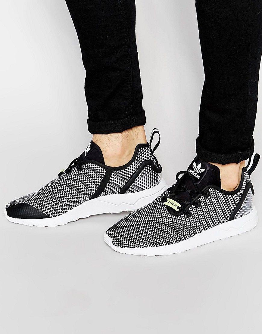 14435ad637fa2 adidas Originals Asymmetrical ZX Flux Sneakers S79054