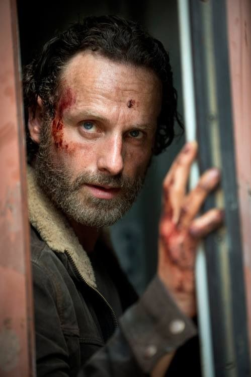 Rick Grimes - The Walking Dead Season 5