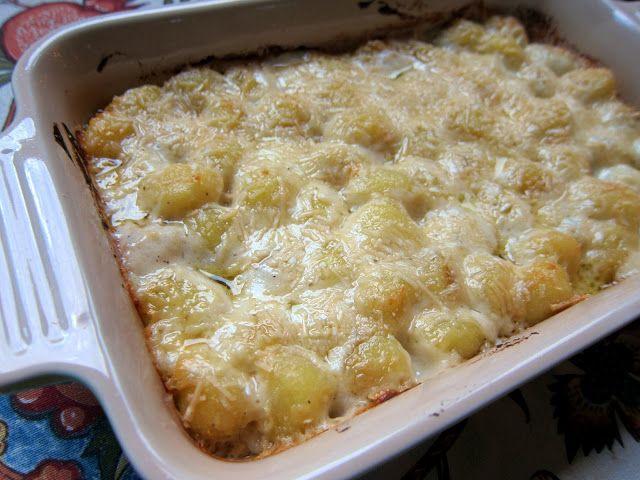 Gnocchi Mac & Cheese   Plain Chicken