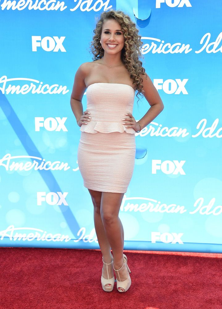 American idol contestant leaked nude would not