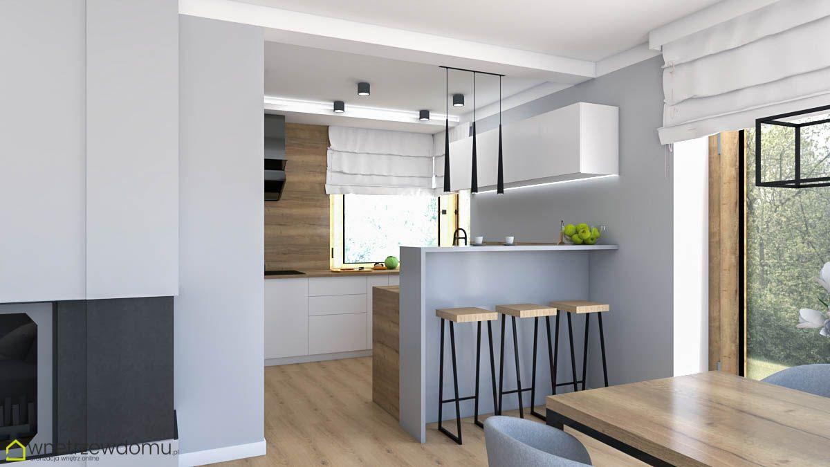 Kuchnia Z Barkiem Home Decor Home Decor