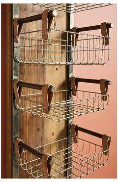 storage baskets for shelves 12 x 12