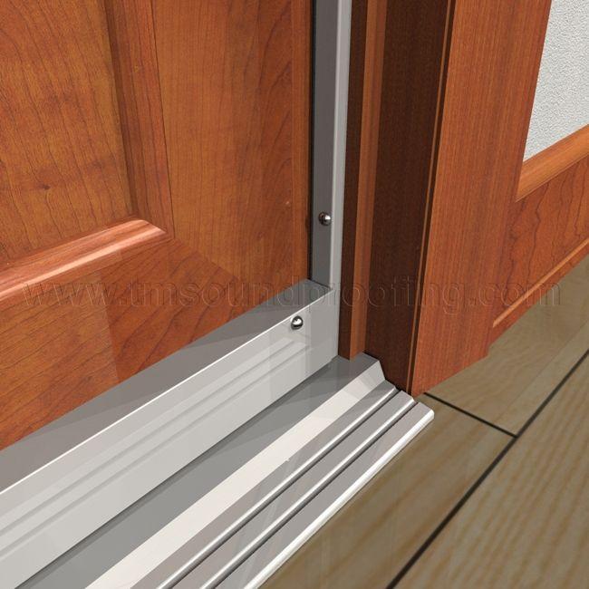 Soundproof Door Gasket For Head And Jamb Protection Trademark Soundproofing Sound Proofing Doors Drum Room