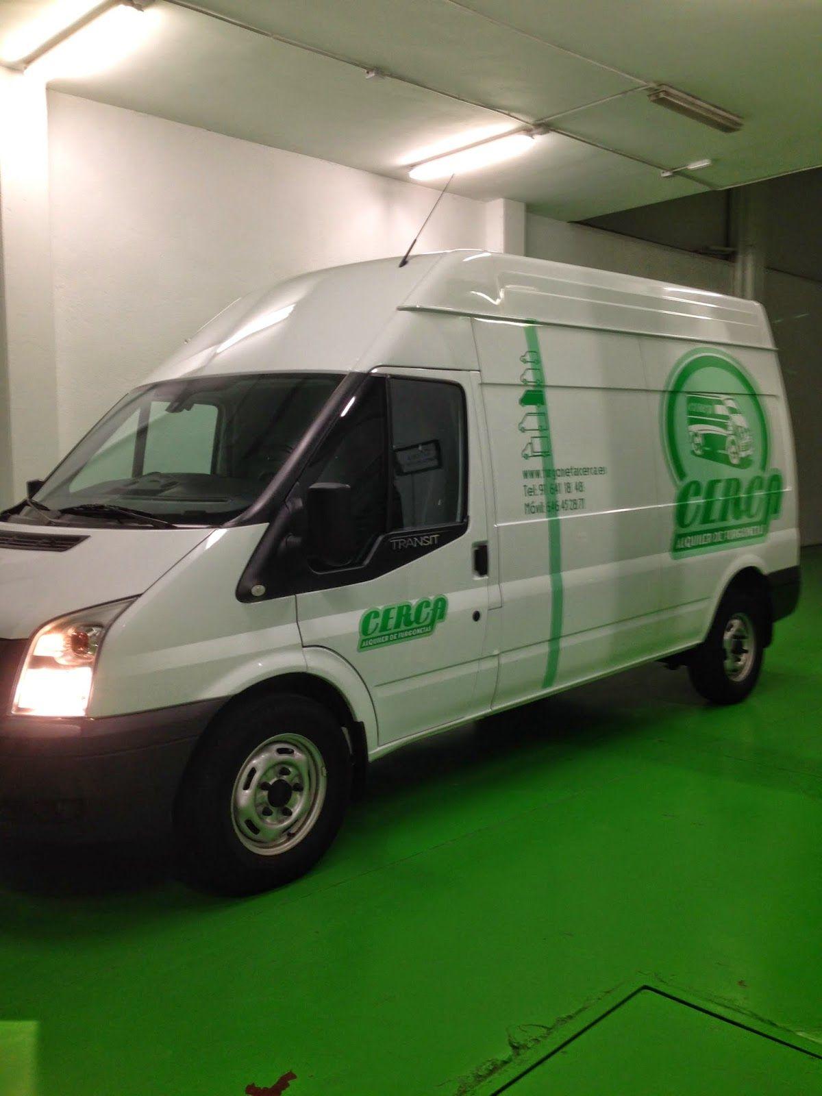 Cerca Alquiler De Furgonetas: Alquiler de furgonetas para Pymes y autónomos, Cer...