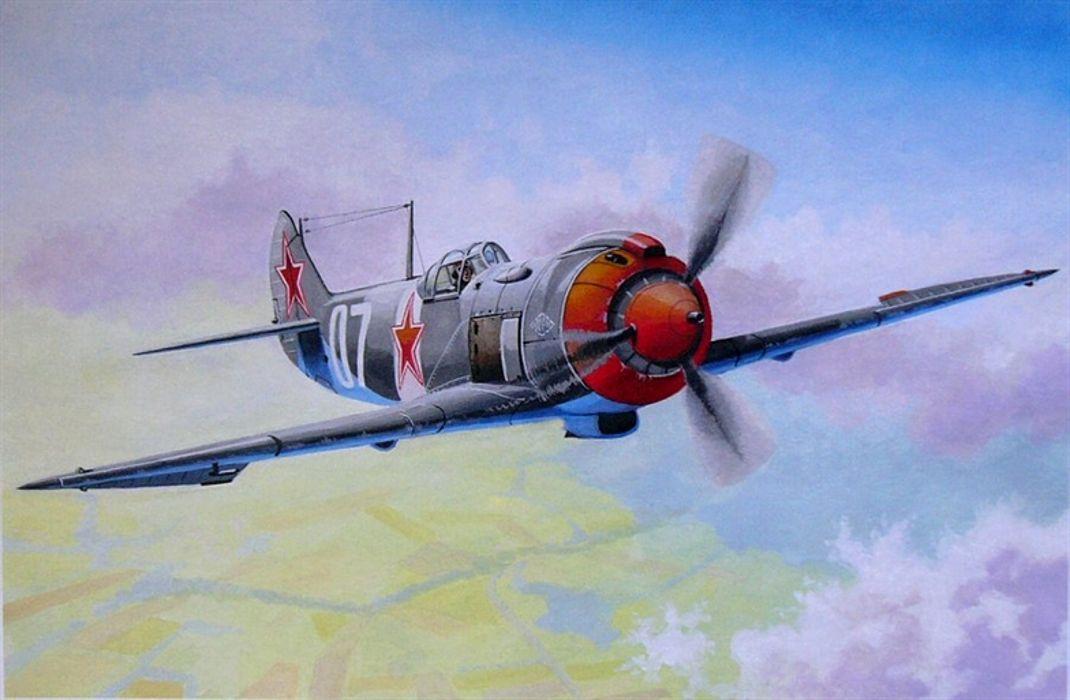 Ла - 5ФН | Искусство, Самолет
