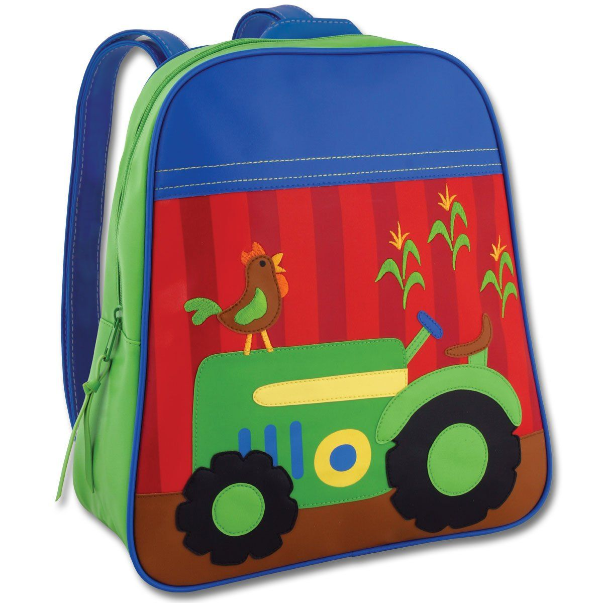 Stephen Joseph Little Boys' Go Go Bag, Tractor,