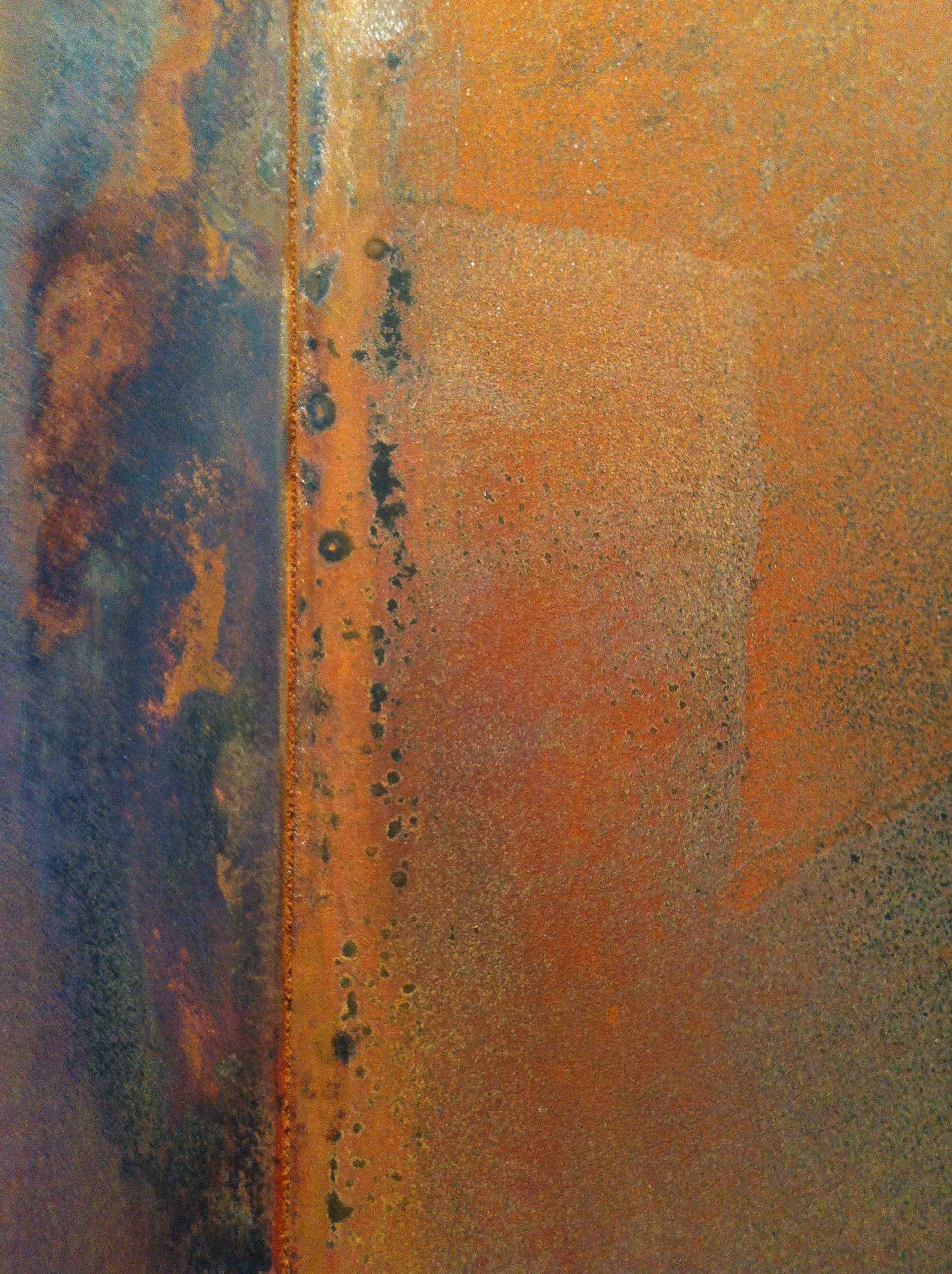 Patien Rouille Art Rust Peinture Effet Rouille
