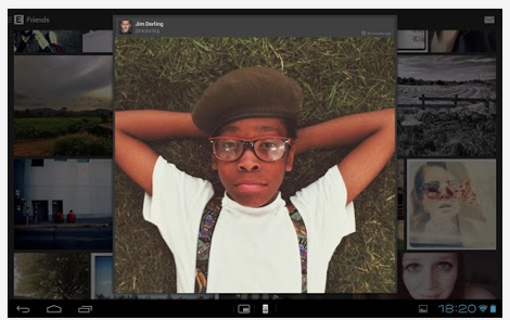 EyeEm has arrived for Android Tablet - find out more in our post...