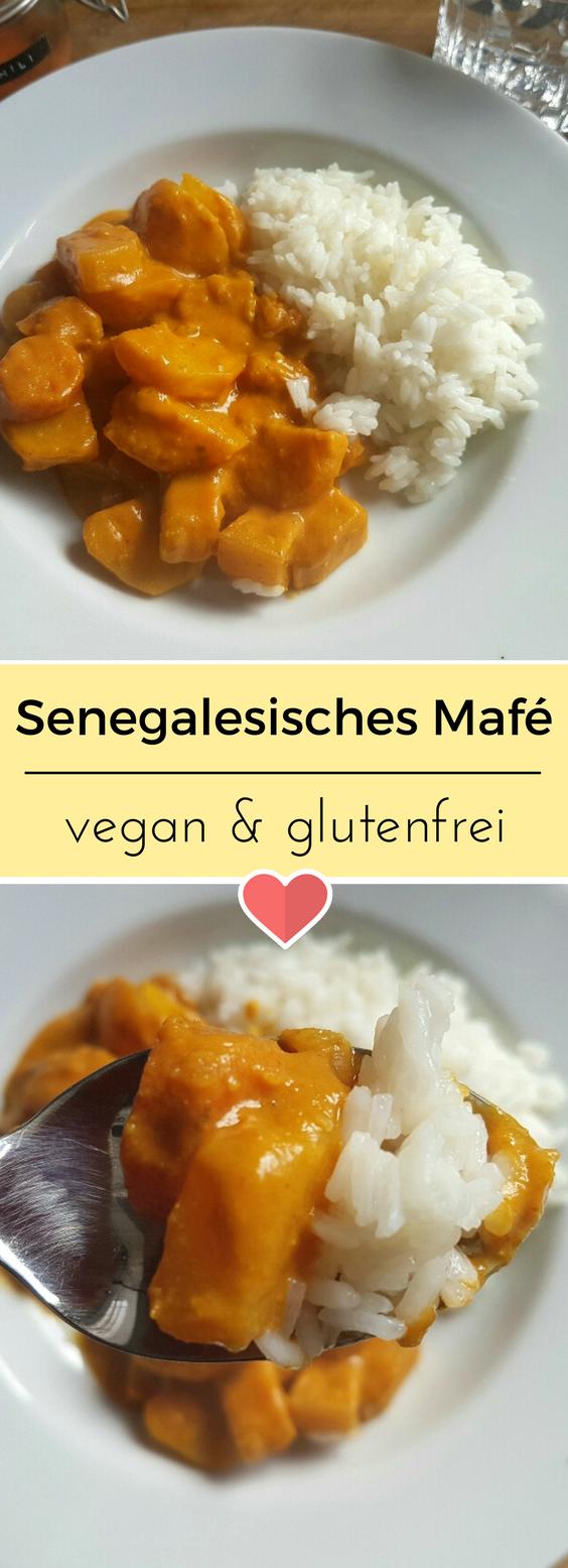 senegalesisches maf rezept vegan glutenfrei gruppenboard pinterest vegane rezepte. Black Bedroom Furniture Sets. Home Design Ideas