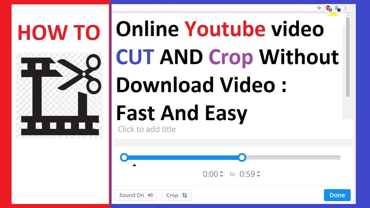 Online youtube video cut and crop without download video fast and online youtube video cut and crop without download video fast and easy cut youtube videos crop youtube videos 1 just go to streamable 2 ccuart Image collections