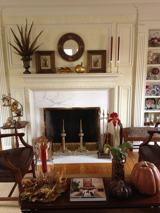Traditional Living Room Tuscan Style CPT Home Ideas Pinterest