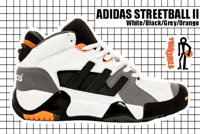 Gracias formato Supermercado  90's Adidas Streetball | Zapatillas de baloncesto, Zapas, Zapatillas