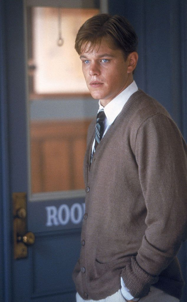 Matt damon legend of bagger vance