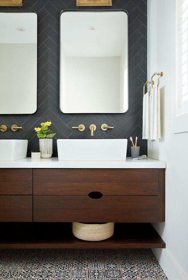 #armoires #bain #bois #ces #cuisines #dans #les #salles # ...