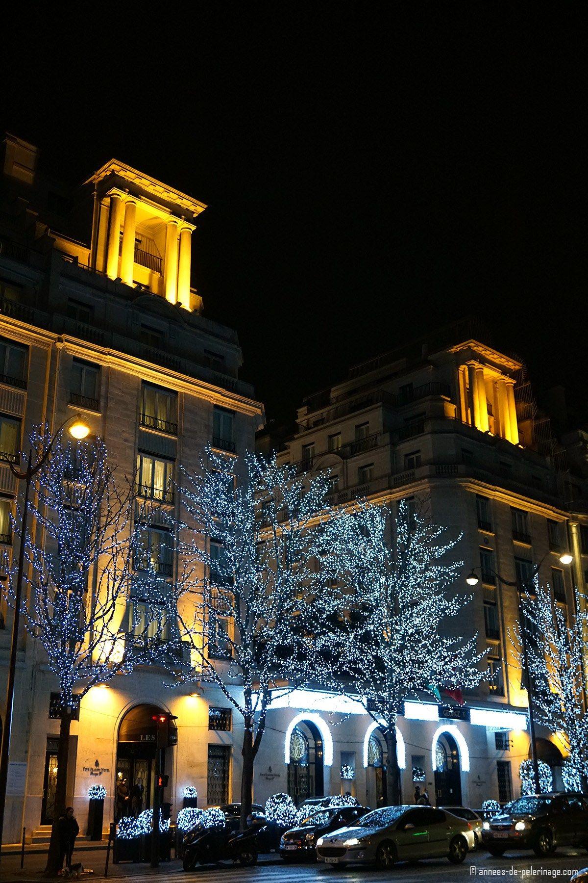 Paris Best Luxury Hotel: The George V