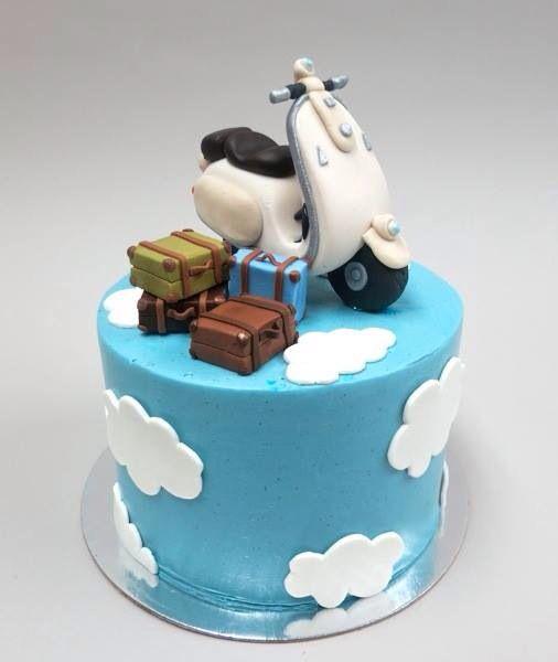 Kuchen Geburtstag, Kuchen