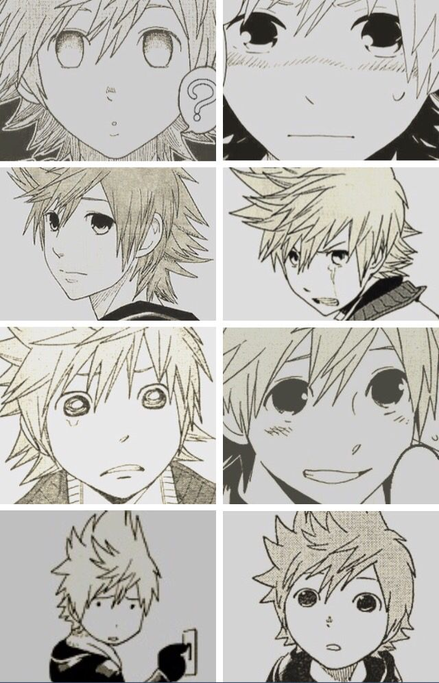 roxas | kingdom hearts | Kingdom Hearts Fan Page! | Pinterest ...