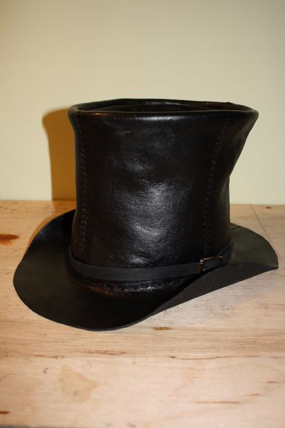 How to Make a Leather Hat