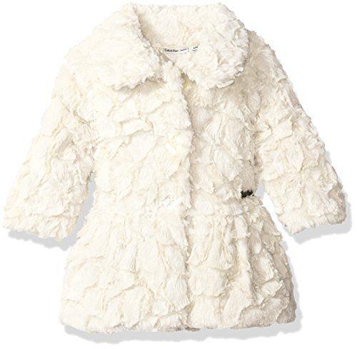 Calvin Klein Girls Baby Faux Fur Jacket Cream 12m Calv Https Www Amazon Com Dp B01m8g7whq Ref Cm Sw R Pi Dp X Q1hbzb2g4hgce