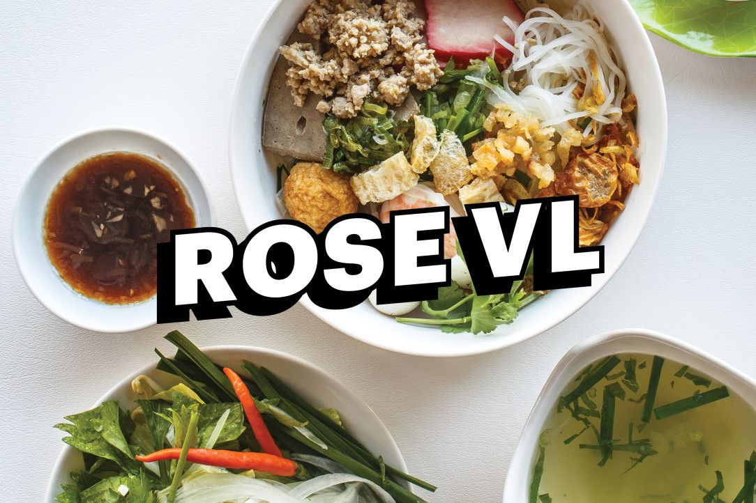 Portland's Best Soup Shop: Rose VL~