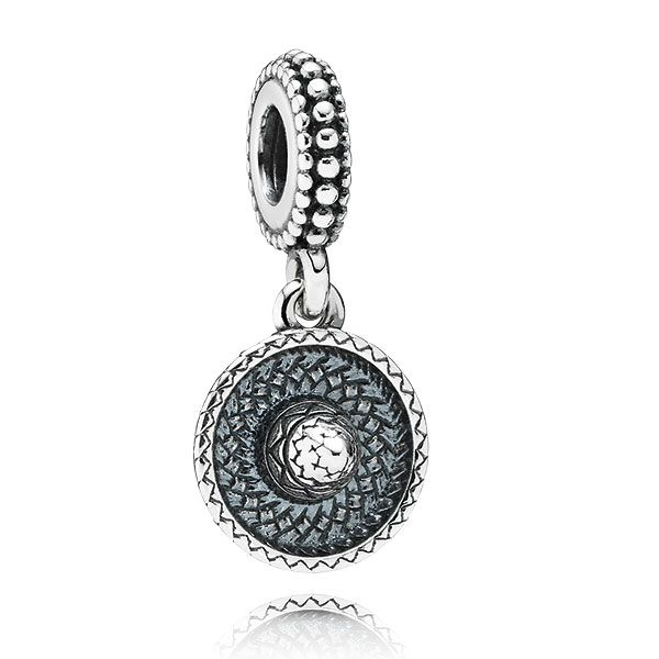charm pandora mexique