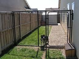 Dog Run Ideas On Side Of House Google Search For The
