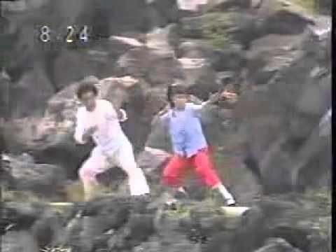 ひらけ!ポンキッキ 高田とも子 コスモス カンフーレディ 功夫淑女 - YouTube