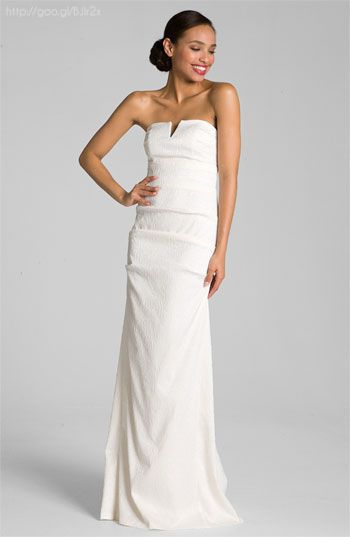 Vestido de novia Tipo Tubo #Bride #WeddingDress #dress #YUCATANLOVE ...