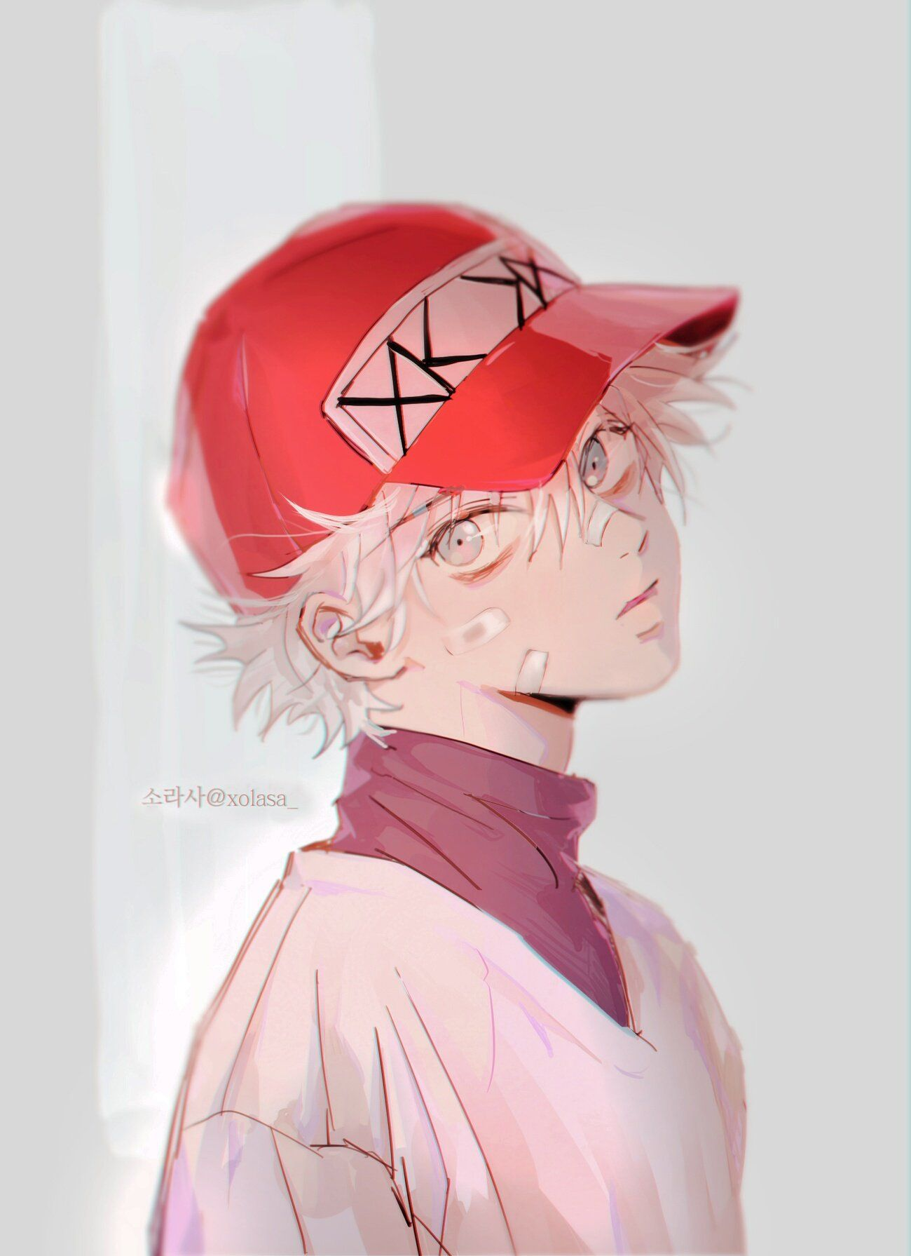 소라사 On Twitter Hunter Anime Anime Guys Killua