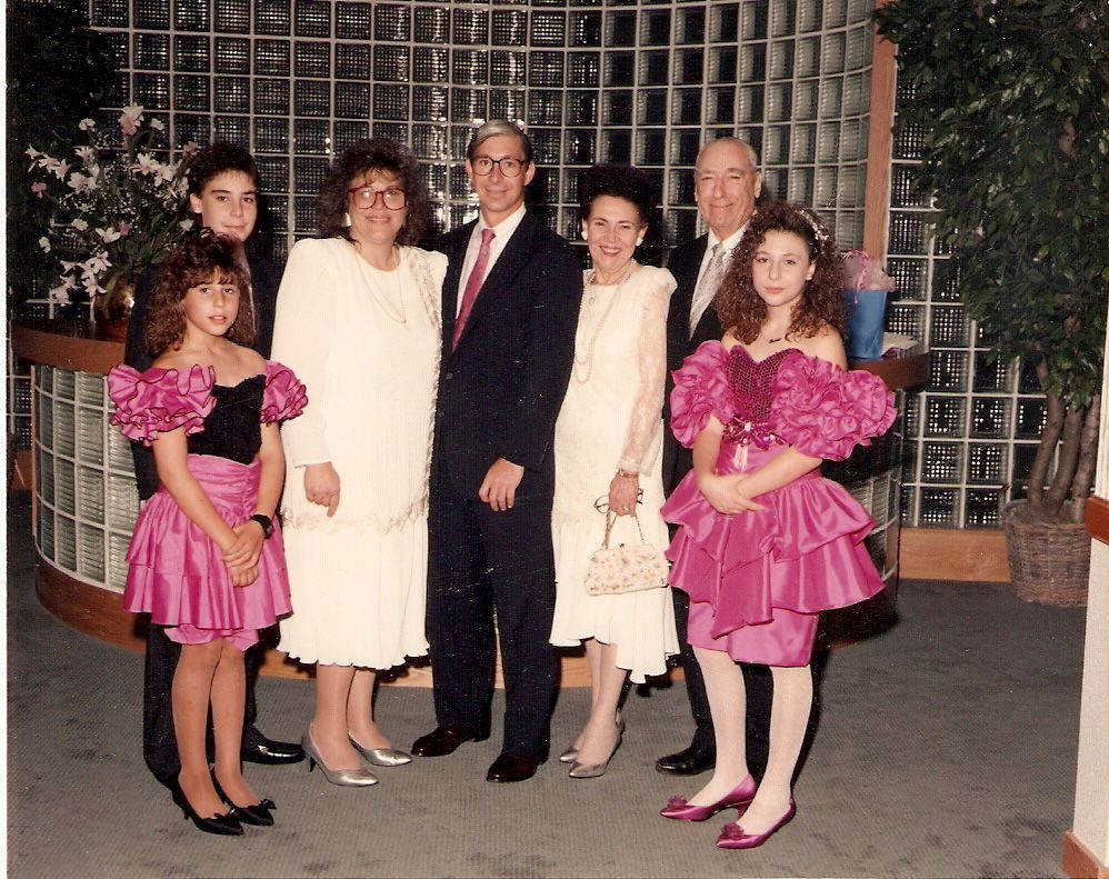 South Florida 1989 My Hair Was Permed And Scrunched I Saw The Dress And Insisted To My Mom That If I Bat Mitzvah Outfits The Wedding Singer Wedding Dresses [ 791 x 998 Pixel ]