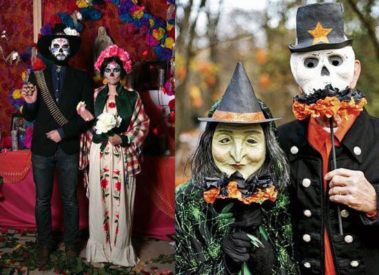 Halloween Couples Costumes Halloweeen!!!!!! Pinterest Unique - creative couple halloween costume ideas