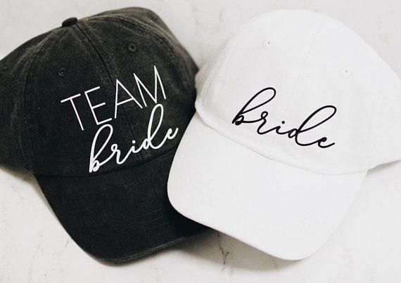 Bachelorette party hats, team bride party hats, team bride hat, custom bachelorette party hats, summer bachelorette hat, bachelorette hat