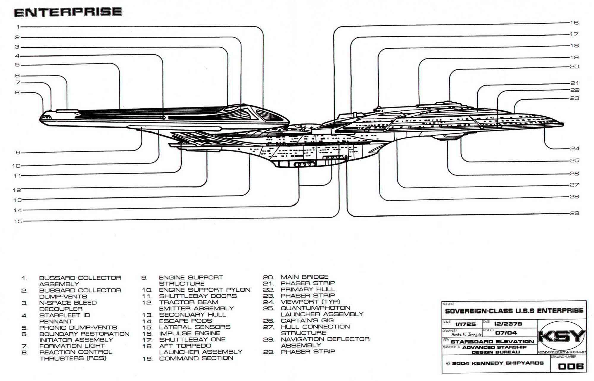 Uss enterprise ncc 1701 d galaxy class saucer separation r flickr - Star Trek Blueprints Sovereign Class Federation Starship U S S Enterprise Ncc 1701 E Star Trek Pinterest Star Trek Trek And Star Trek Ships