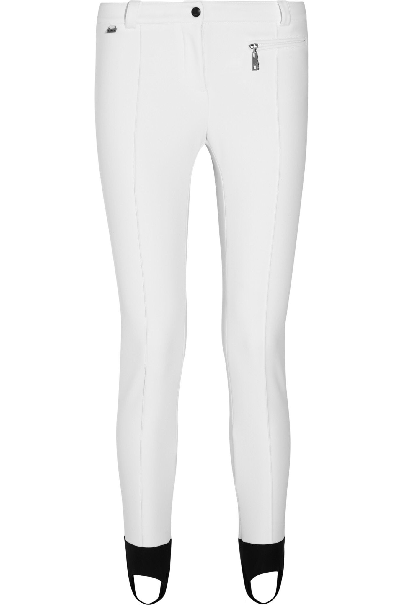 FENDI Stretch-jersey stirrup leggings £549 http://www.net-a-porter.com/products/474711