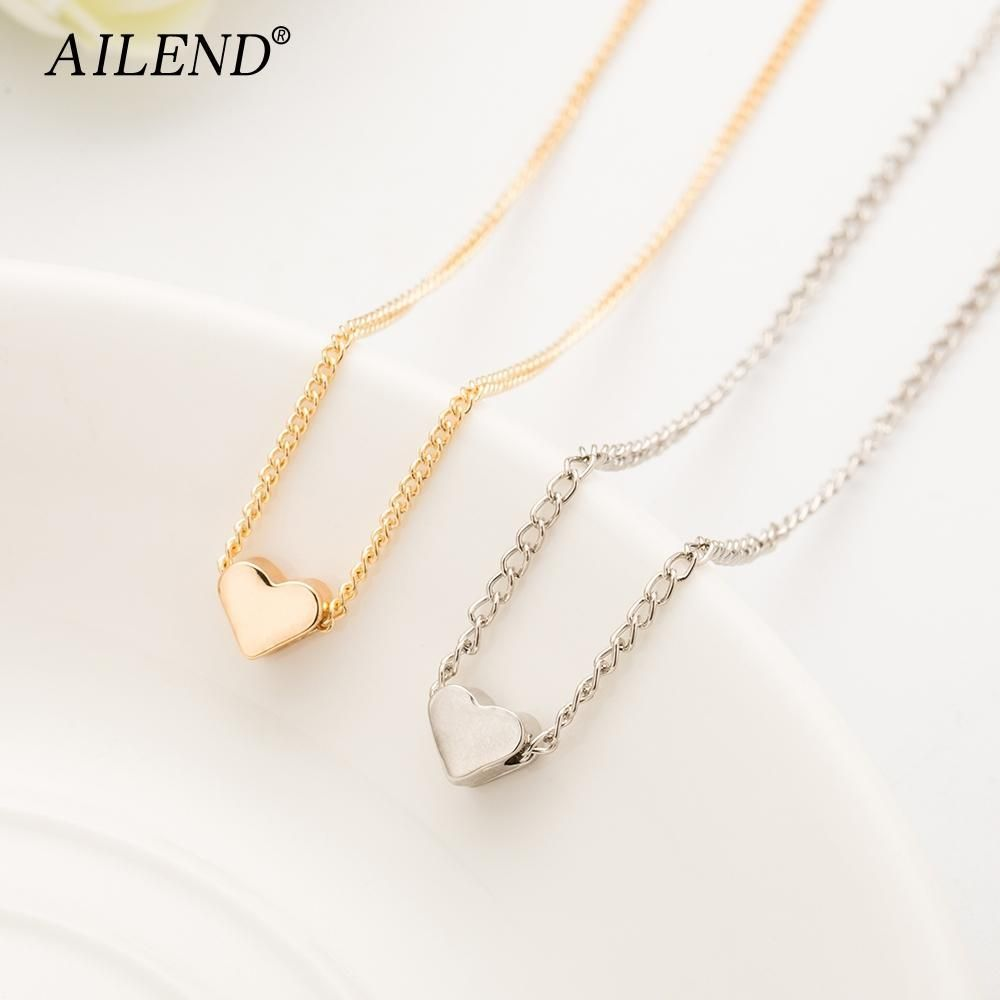 Fashion Tiny Coin Tassel Necklace For Women Round Pendant Disc Jewelry Chain