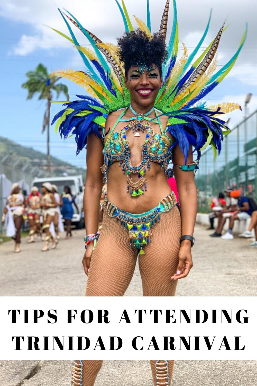 Tips for Attending Trinidad Carnival via @travelingchild