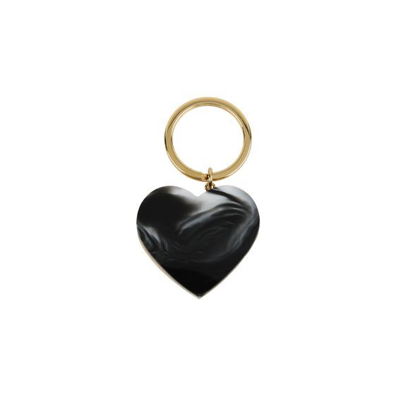 For The Fashionista: Stella McCartney Heart Key Ring, $230