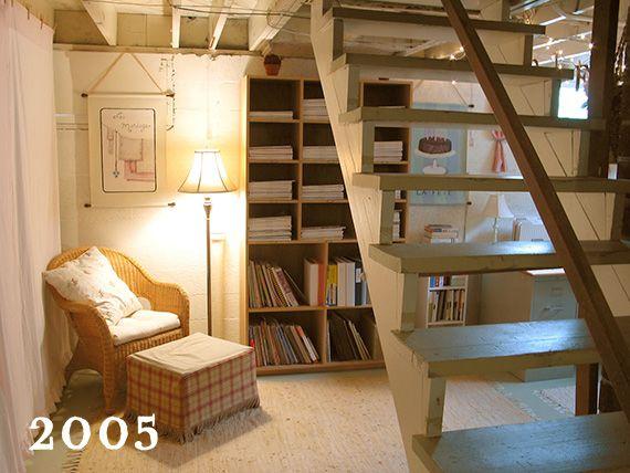 Photo of unvollendeter Keller … ich wünschte! Wir haben Treppen wie diese … aber warum nicht min …