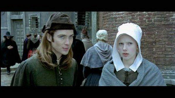 Girl With The Pearl Earring Cillian Murphy Costume Drama