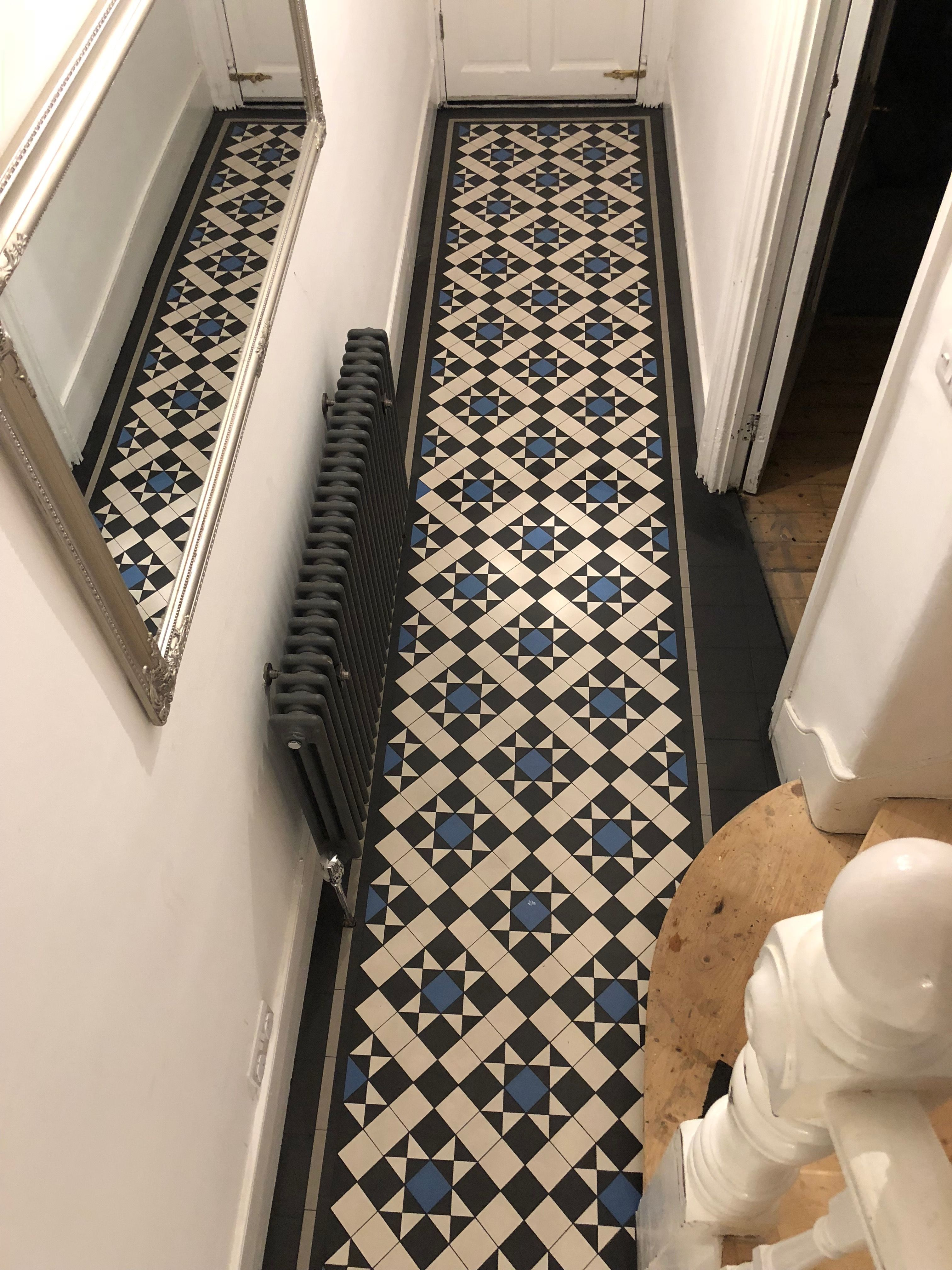 Victorian Floor Tiles Www Hicompany Co Uk Hallway Flooring Tiled Hallway Victorian Hallway Tiles