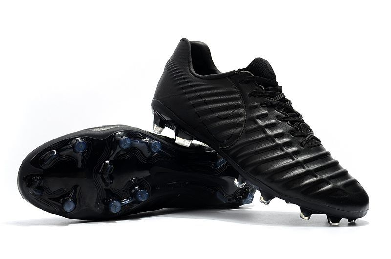 New Nike Tiempo Legend VII FG World Cup 2018 - Black  fc5acbdbb1f