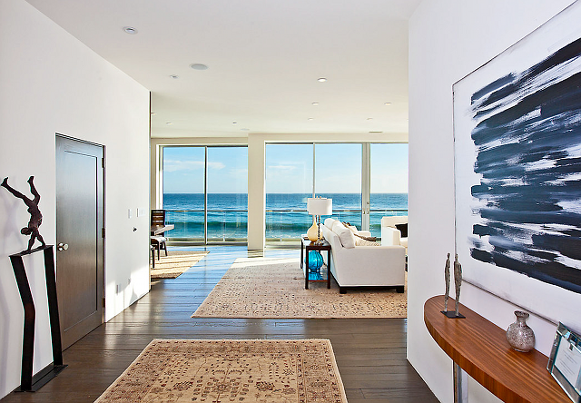 Charmant Beach Houses Interior | ... Contemporary Home, This Place Still Feel Warm  And