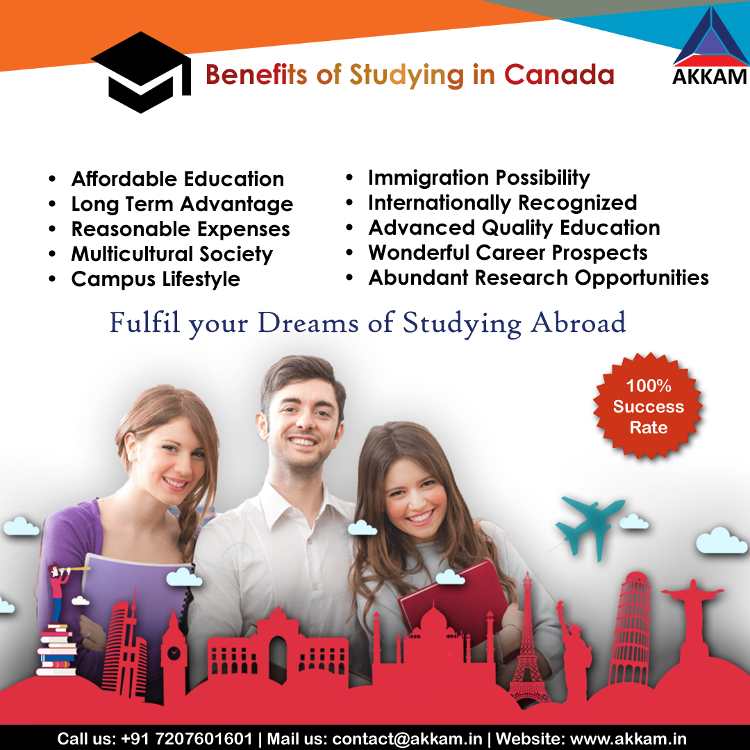 Canada Has Always Been A Dream Destination For Students To Study