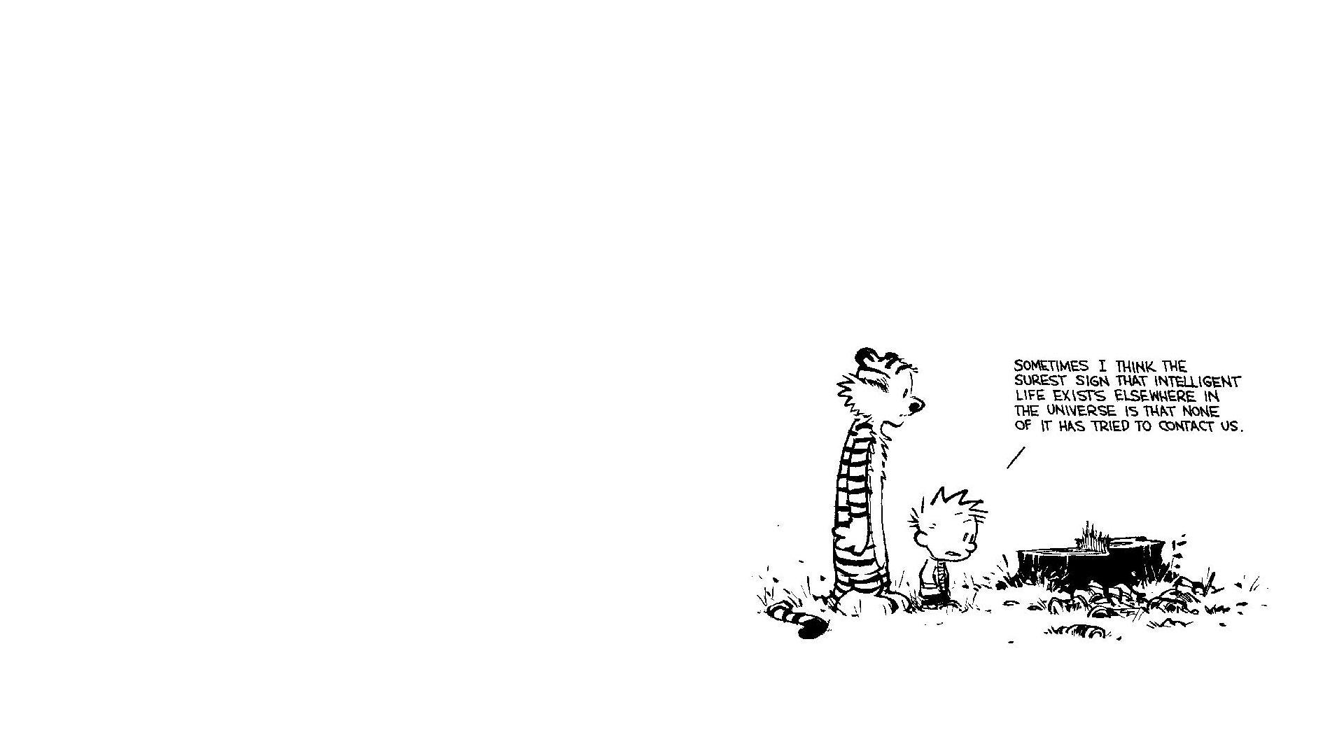 Just Calvin Hobbes Epicness Calvin Hobbes Wallpaper