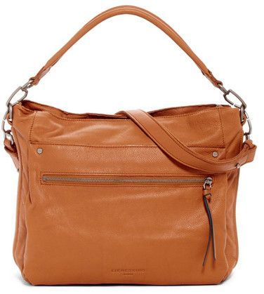 6d92976bd4a2 Liebeskind Berlin Miramar Sporty Leather Shoulder Bag