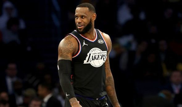 82edba766c66 LeBron James  Lakers will be HANDED a playoff spot for one reason expert  makes big